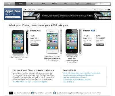 iPhone 4 pre-order problems, security breaches