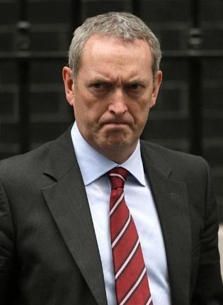 John Hutton: focus for John Prescott's fury after he agreed to head commission