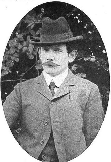 Revolutionary figure: author Robert Tressell