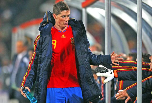 Fernando Torres feels he can play a full 90 minutes