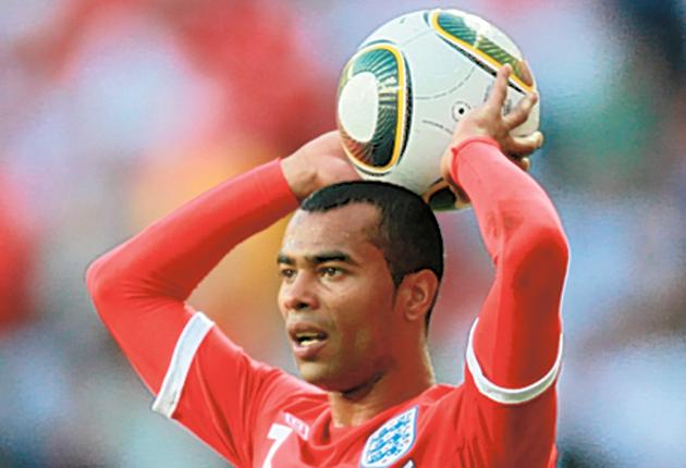 Ashley Cole knows the team have so far failed to deliver what the nation expects
