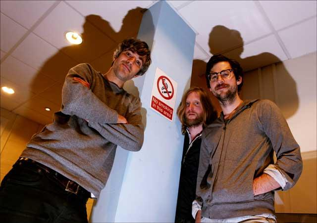 Feeling optimistic: West Coast punk rockers We Are Scientists