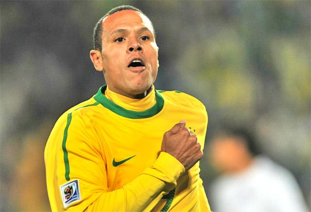 Brazil striker Luis Fabiano looms as a value bet to win the Golden Boot