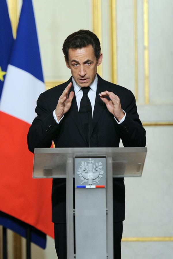 Sarkozy has promised to create centres of academic and research excellence to rank among the world's leading universities by 2012