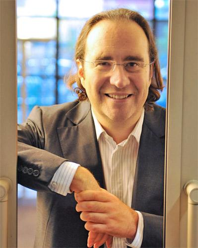 Xavier Niel, the 42-year-old, anti-establishment entrepreneur who, as one of the title's three new owners, has promised to invest in Le Monde as a 'public good'