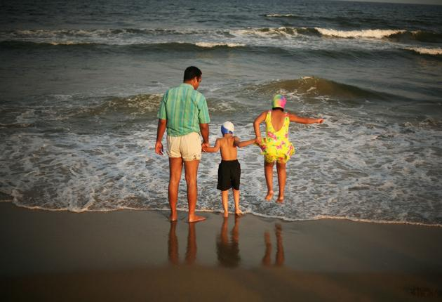 Purse and paddles: A family holiday can be all the more enjoyable if you take time to research the best money deals