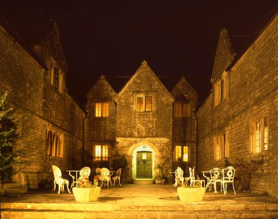 Room at the inn: At the Mortons House Hotel, in Corfe Castle, they have built accessible units in the garden