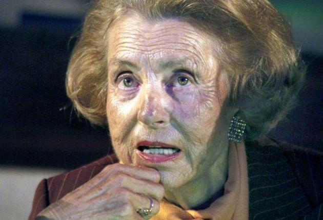 Liliane Bettencourt is France's wealthiest woman and the only daughter of the founder of L'Oréal, Eugène Schueller