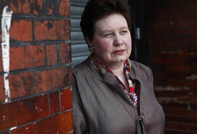 Janet Watkin, whose mother Lucy Joan watkin died after being admitted to an NHS hospital in Manchester