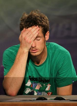 Would Andy Murray get up early enough to become a commentator?