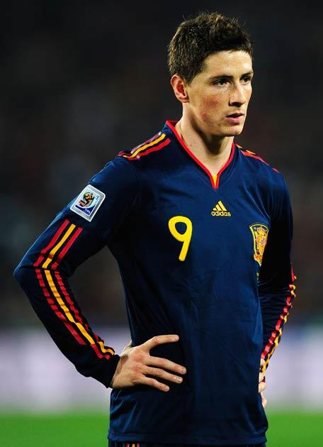 Torres has been short of his best at this World Cup