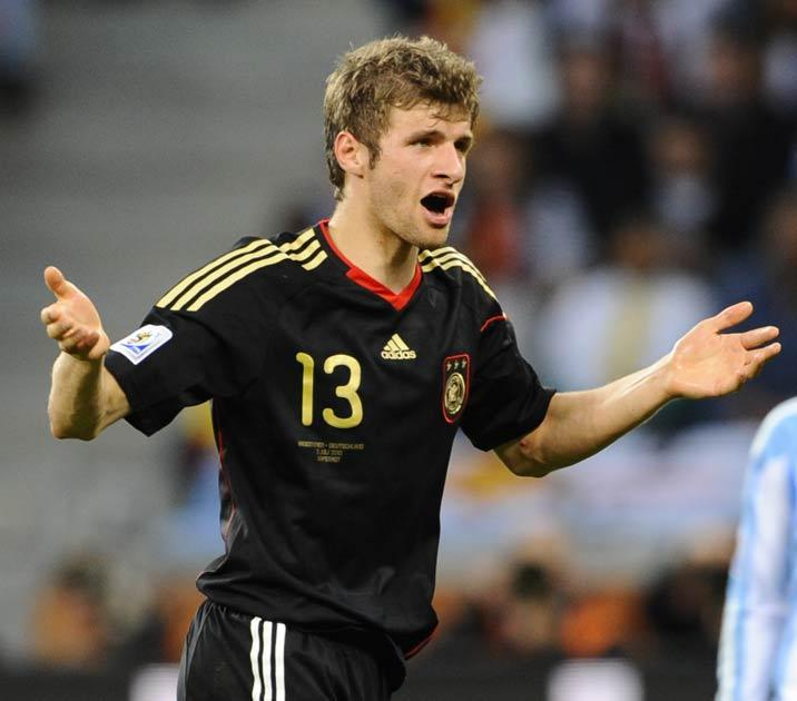 Muller has been a star player for Muller