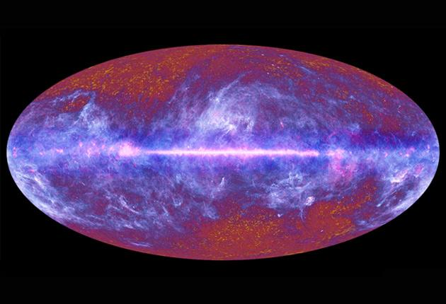 The 'ghost' of the Big Bang
