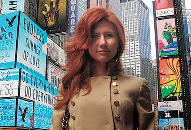 Anna Chapman, one of the suspected Russian spies who is under arrest in the US, was married to a Briton
