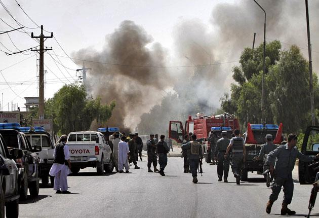 Afghanistan's forces are ill-prepared for the violent reality of the country's security situation