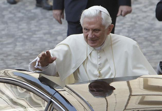 Security costs for Pope Benedict XVI, who will attend three outdoor events, were underestimated