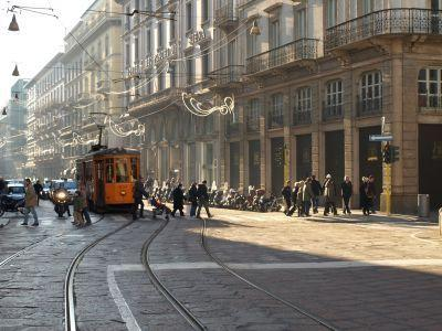 Trams are popular in many European countries