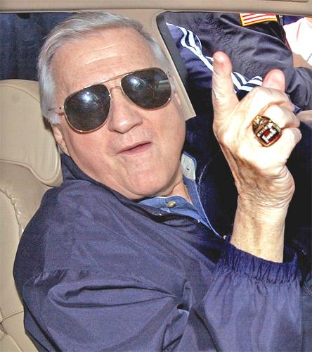 'Winning is the most important thing in my life, after breathing': Steinbrenner in 2004
