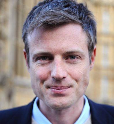 Conservative MP Zac Goldsmith, who won the Richmond Park seat in May