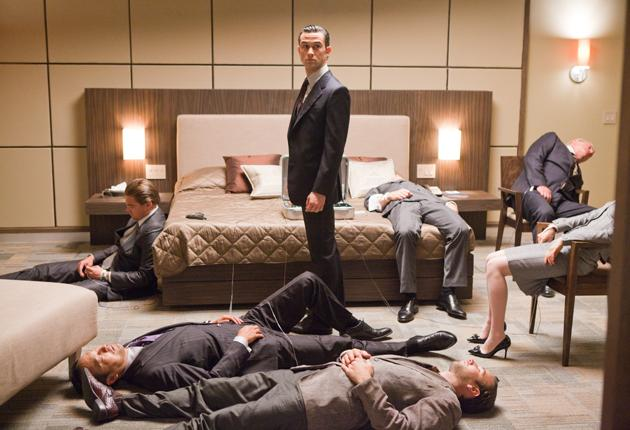 Snooze control: In Inception, secrets are extracted from targets as they sleep