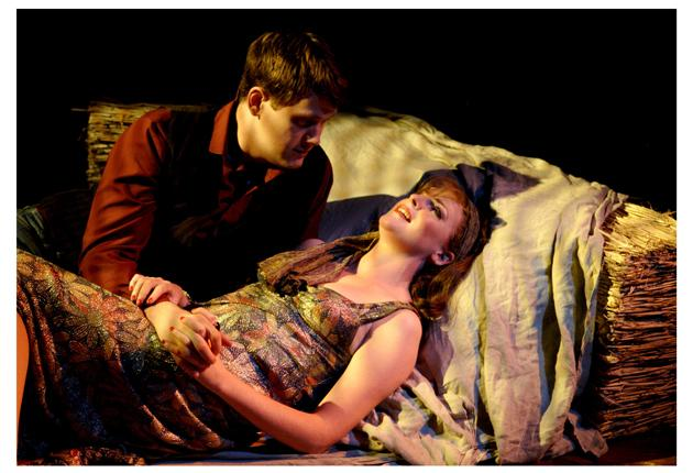 An affair to remember: Michael Arden sings beautifully and is well matched by Rosalie Craig in a masterful revival of 'Aspects of Love'