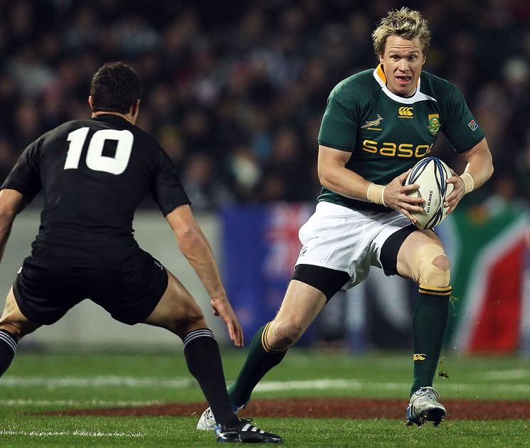 Jean de Villiers has been banned for two weeks