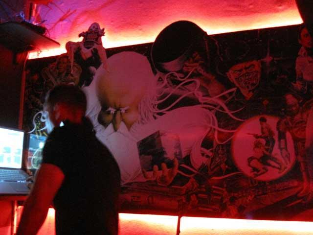 Strange but true: Cape Town's hypnotic Fiction club