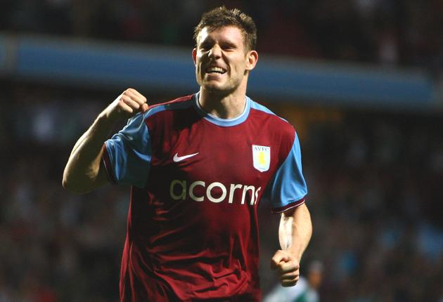 James Milner may well have played his last match for Aston Villa as he looks set to join Manchester City