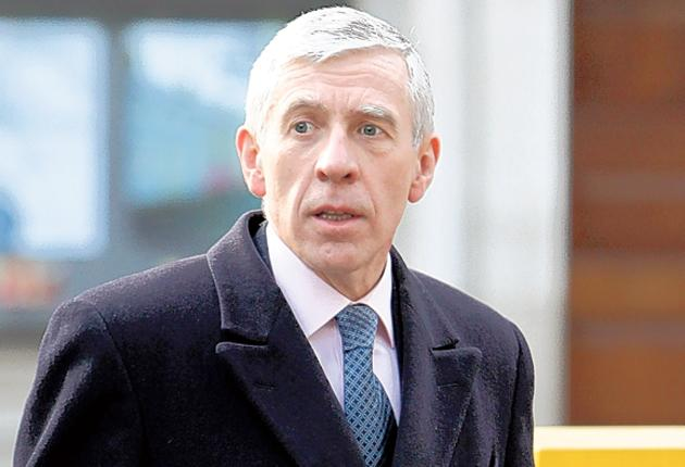 Jack Straw said that he would want to consult Gordon Brown and the Foreign Office before replying
