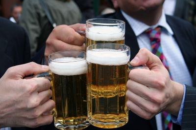 A new report released this week finds that Brits are drinking less beer.