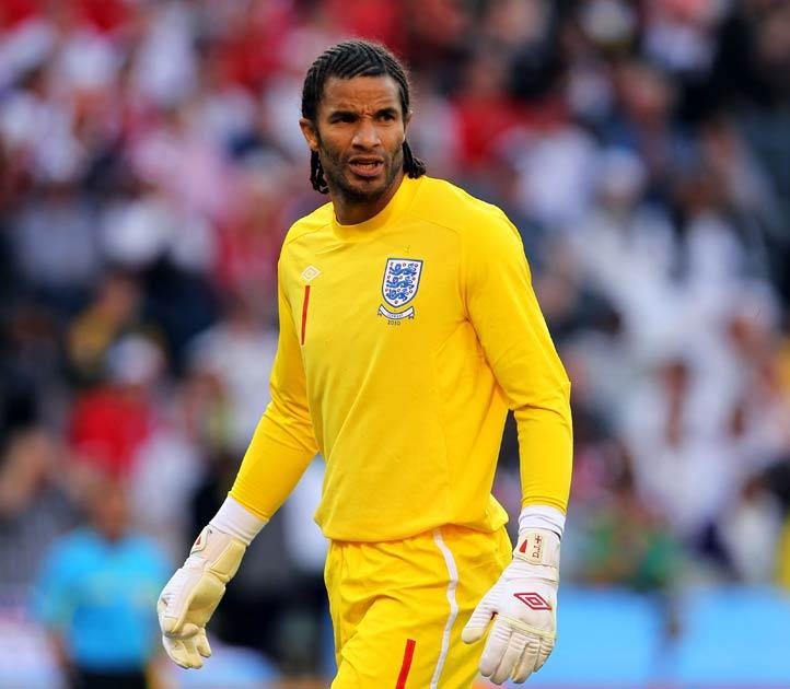 <b>David James</b><br/> England goalkeeper David James is a free agent after Portsmouth withdrew their offer of a new deal. Although he's just a few days shy of his 40th birthday, the former Liverpool stopper still has at least one more season in him. Ful