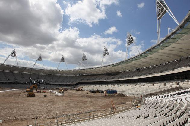 West Ham are hopeful of moving in to the Olympic Stadium