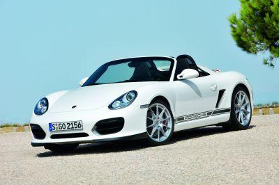 Porsche will be testing an all-electic version of the Porsche Boxster in 2011.