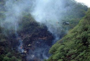 Rescuers scouring the heavily forested hills near Islamabad found 50 bodies in the wreckage by mid-morning