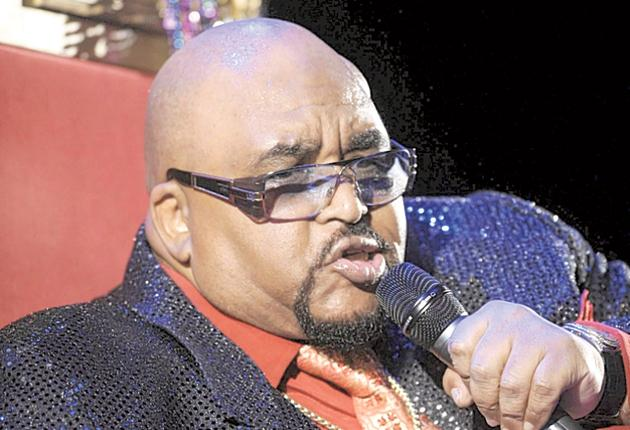 Wedding singer: Solomon Burke is still the daddy