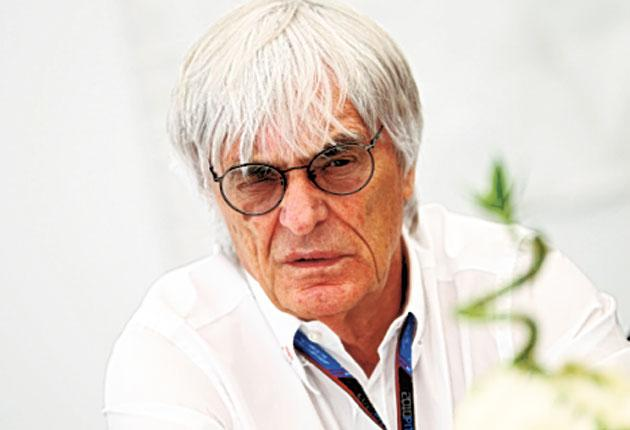 Bernie Ecclestone, the Formula One rights holder, on the chance of all 12 F1 teams surviving the entire season: 'I would be surprised if one or two of them make the end'