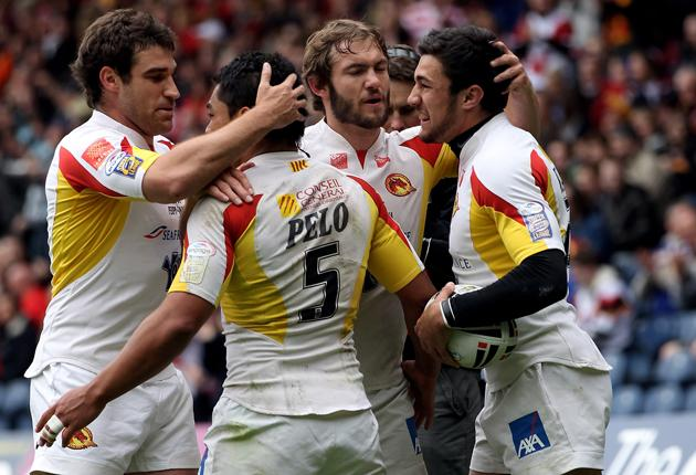 Analysis of 70 Super League games involving the Catalan Dragons between 2006 and 2009 reveals what the researchers say is a persistent bias against the French on the part of British officials