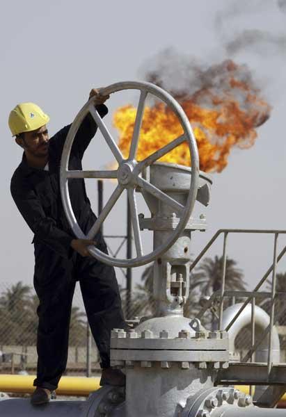 Flow of history: Basra's Nahran Omar refinery