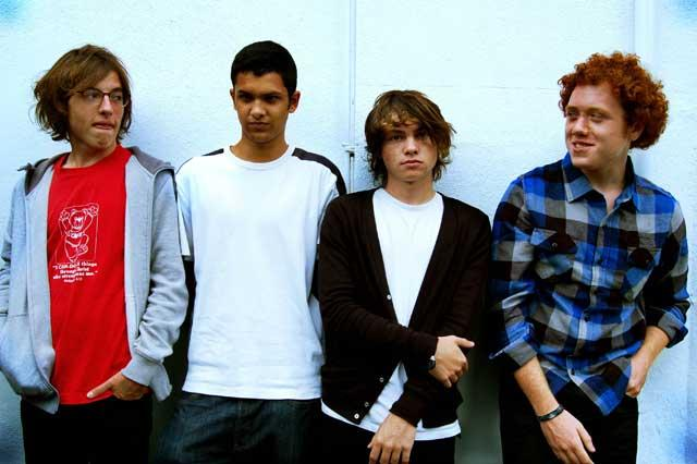 Bombay Bicycle Club's debut single was released on the Young & Lost Club label
