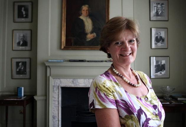 Fiona Reynolds, the director general of the National Trust, has taken its remit beyond preserving stately homes