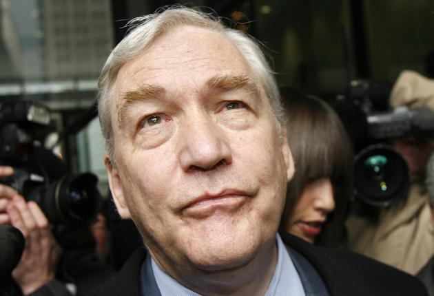 'I saw at close range the failure of the US war on drugs with its absurd sentences, including 20 years for marijuana' - Conrad Black