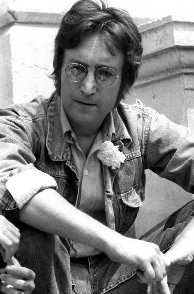 Music legend John Lennon
