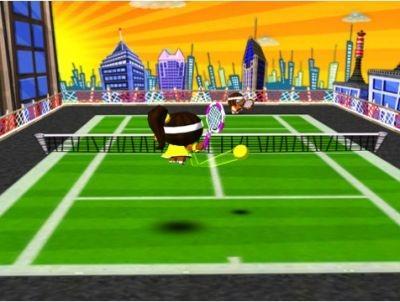 'Chop Chop Tennis HD' iPad app