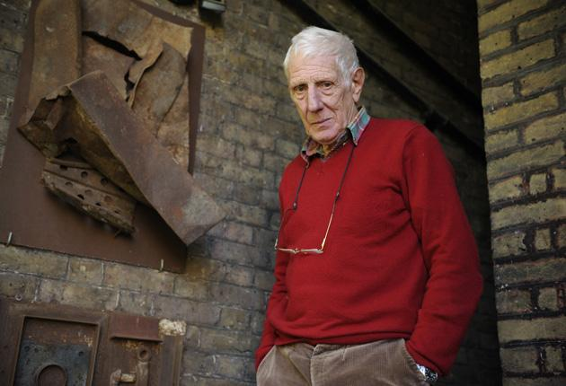 'I prefer to go to Marks and Spencer': director Jonathan Miller at his home in London