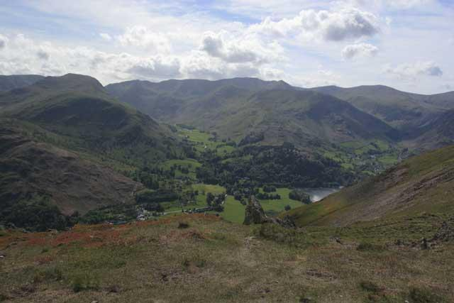 Woof says: 'My favourite walk is Helvellyn; I first walked it when I was six'