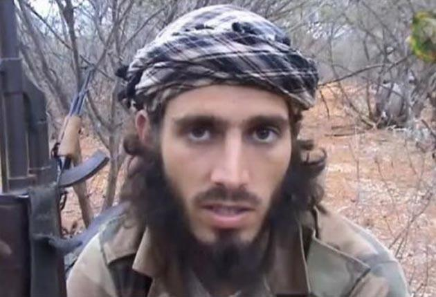Having converted to Islam he later reinvented himself as Abu Mansour al-Amrik