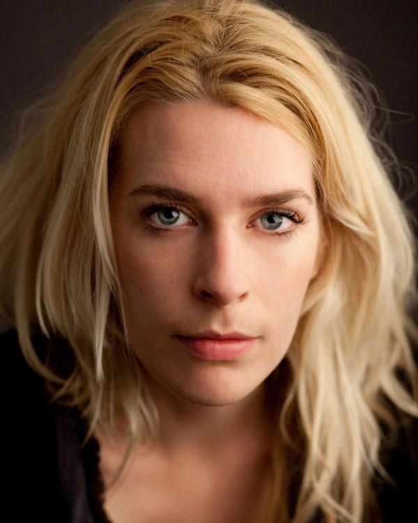 Kooky alter ego: Sara Pascoe