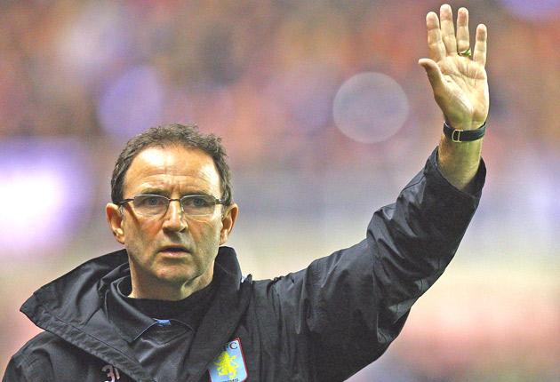 Martin O'Neill (above) could replace Avram Grant in the Upton Park hotseat
