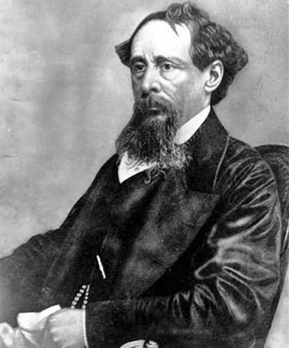 Charles Dickens left the equivalent of £7.1m when he died in 1870