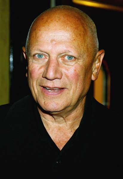 Berkoff says: 'My secret crush is Isabelle Adjani. I hope all the women aren't now downhearted'